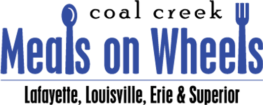 Coal Creek Meals on Wheels Logo